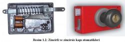Elektrikli kapı otomatikleri
