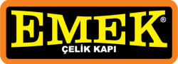 Emek çelik kapı logosu
