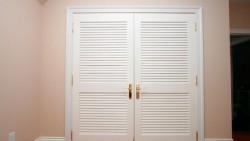 Panjur iç kapı örneği