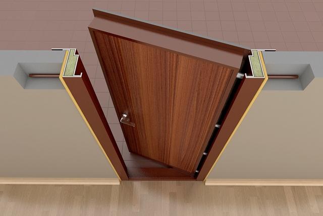 Как правильно собрать дверную коробку 142