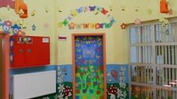 Okul öncesi kapı süsleri