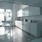 Mutfak cam kapılar