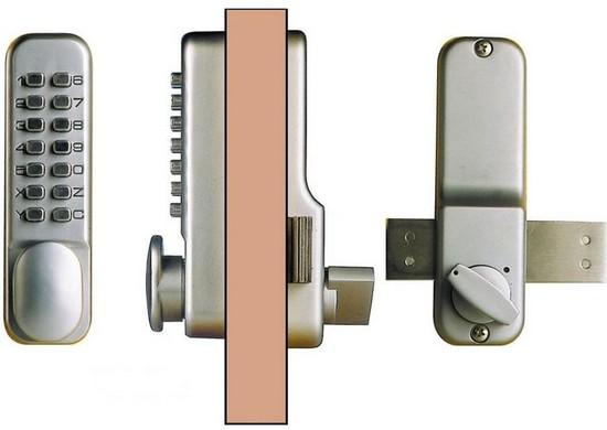 Şifreli Kapı Kilitleri