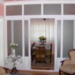 PVC cam kapı