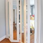 Akordeon Kapıya Ayna Uygulaması