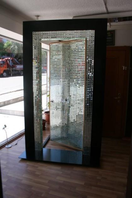 Özel Üretim Aynalı Kapı