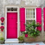 Çift renkli kapı modeli