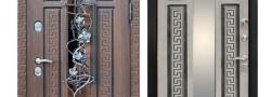 3d çelik kapı modeli