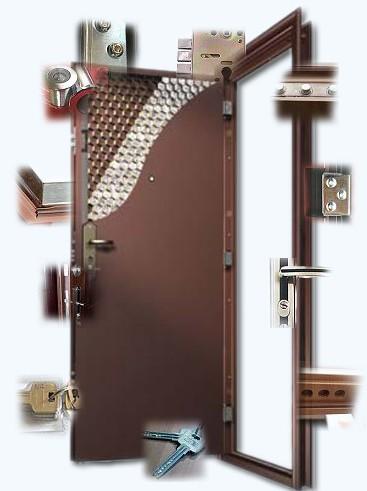 Çelik kapıların kullanılmasının asıl sebebi – evinizin güvenliğidir.