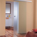 Sürmeli camlı kapı
