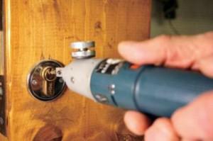 Anahtarsız kapı nasıl açılır. Fotoğraf