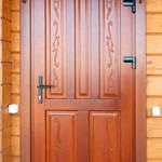 Ahşap kapı modeli