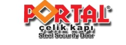 Portal çelik kapı logosu
