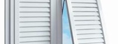 Panjurlu pencere