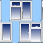 PVC pencereleri kanat sayısı
