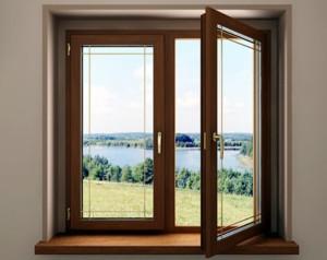 PVC pencerelerin açılması