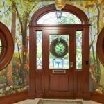 Oval Kapı