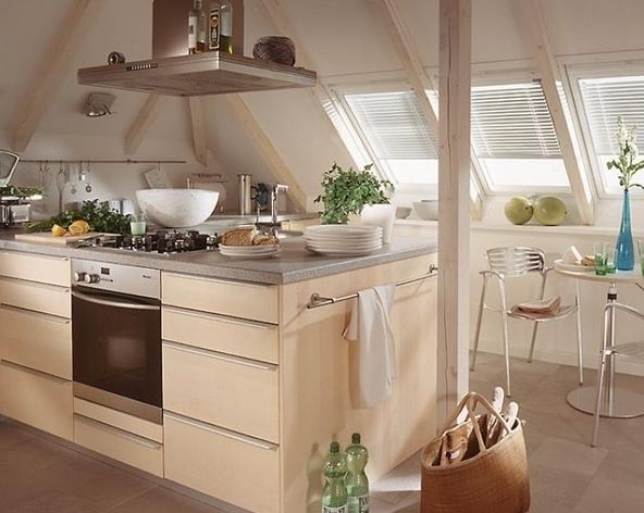Mutfak için pencere