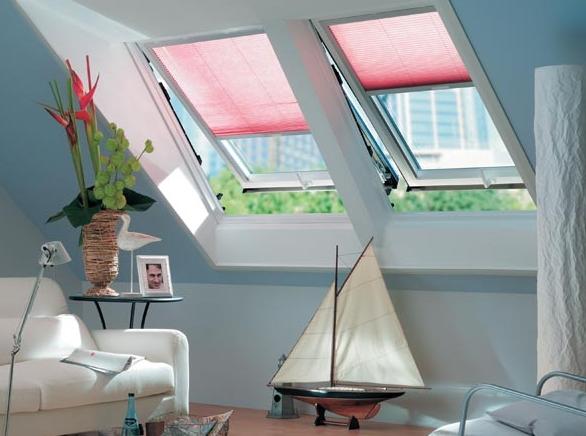 Çatı penceresi