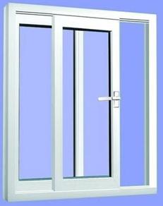 Sürgülü PVC Pencere