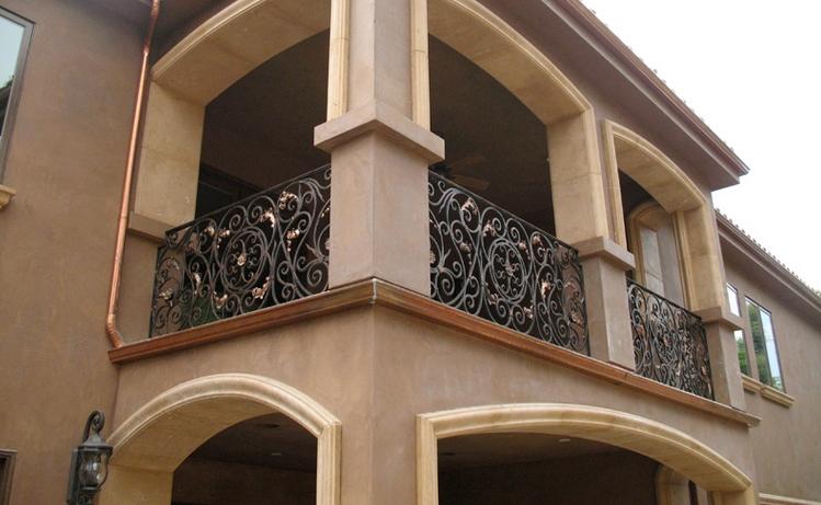Villa Balkon Modelleri