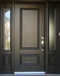 Çelik Kapı Boyama