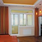 PVC balkon kapı