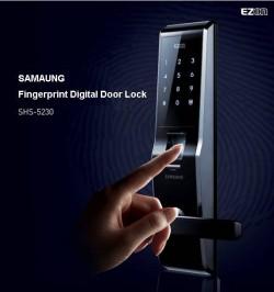 biyometrik kapı kilidi