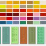 kapı boya renkleri