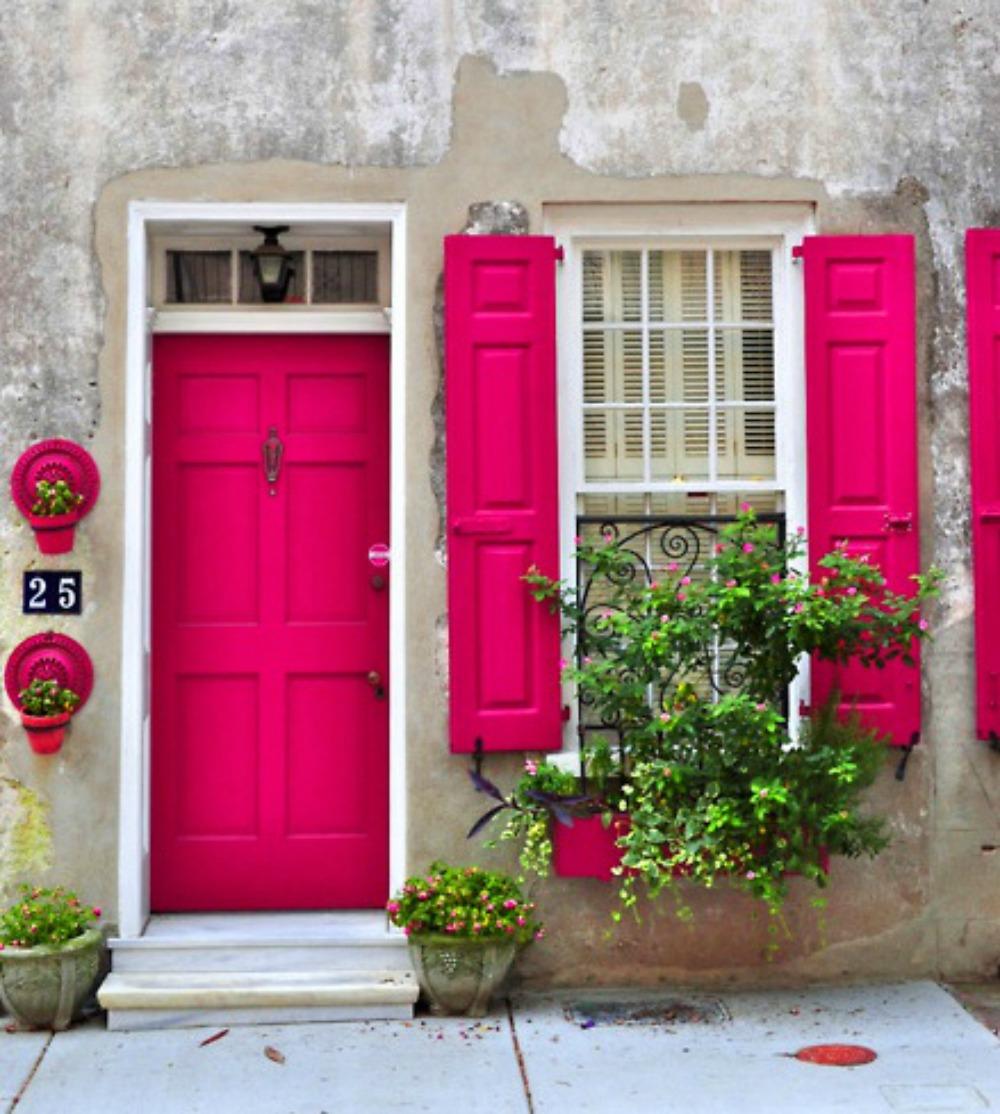Bir Başkadır Modern Evlerin Sobaları: Çift Renkli İç Kapılar Ile Modern Bir Görüntü