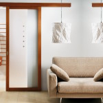 Çift renk iç kapı modeli