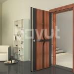 Boyut çelik kapı modeli