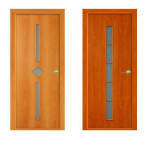 Modernist stil kapıları