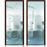 High-tech stil kapıları