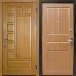 Film kaplamalı PVC kapıları