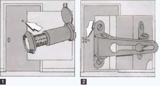 1 ve 2 adımları