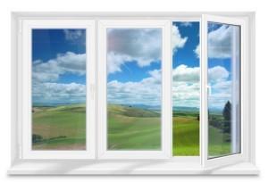 Alüminyum PVC pencere