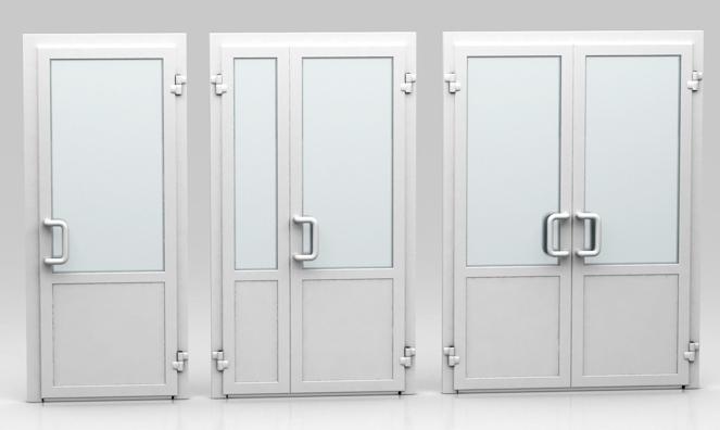 PVC kapı markaları