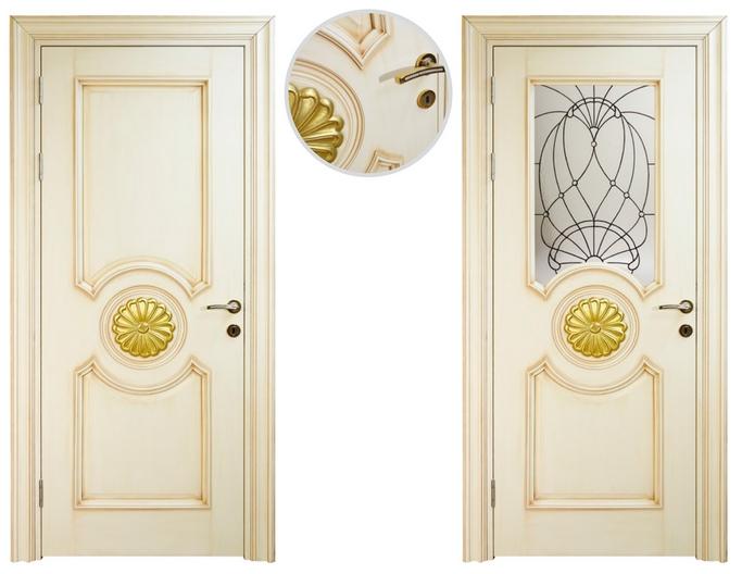 Klasik İç Kapı Modelleri
